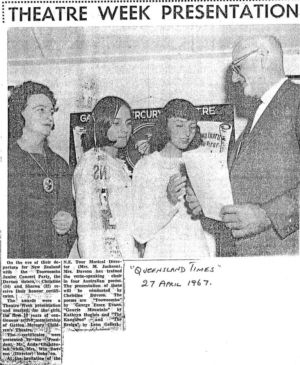 1967 - 4 April 27  Queensland Times Ipswich Qld 1240x900