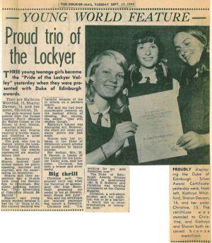 1968 September 17 - Courier Mail Brisbane Qld 1240x900