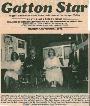 1979 - 11 Nov 1 - Gatton Star 1240x900