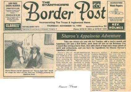 1980 - 11 Nov 13 - Stanthorpe Border Post 1240x900
