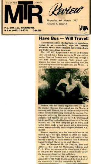 1982 March 4 Richmond Macquarie Towns Review Richmond Nsw 1240x900
