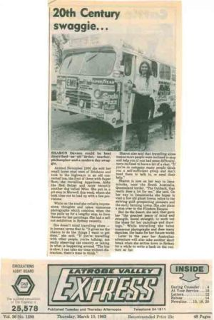 1983 - 3 March 10 Latrobe Valley Express Vic 1240x900