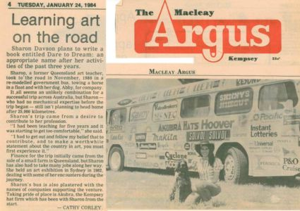 1984 - 1  Jan  24 - Kempsey The Macleay Argus 1240x900