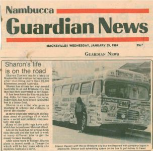 1984 - 1  Jan  25 - Macksville Nambucca Guardian News 1240x900