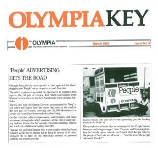1984 - 3  Mar - Olympia Key 1240x900