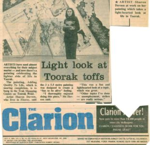 1984 - 7  July  4 - The Clarion 1240x900