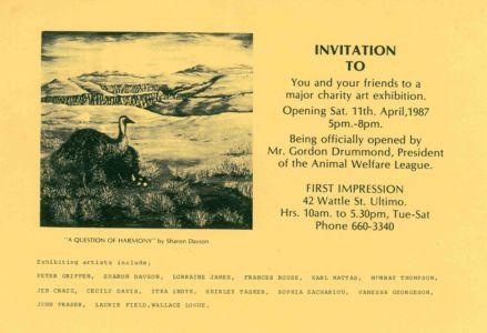 1987 - 4 Apr 11 - First Impressions Art Gallerya 1240x900