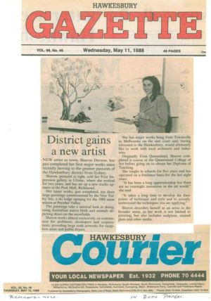 1988 - 5 May 11 - Hawkesbury Gazette 1240x900