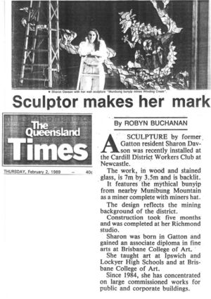 1989 - 2 Feb 2 - The Queensland Times 1240x900