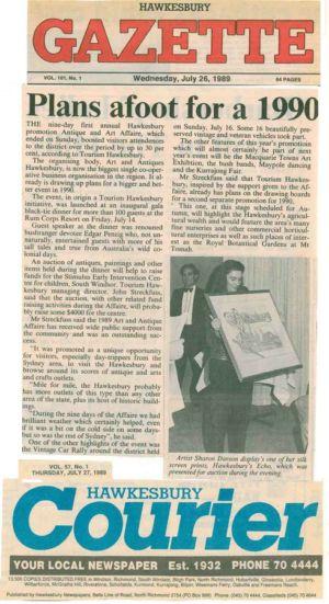 1989 - 7 July 26 - Hawkesbury Gazette 1240x900
