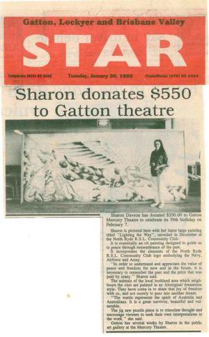 1990 - 1 Jan 30 - Gatton Lockyer And Brisbane Vally Star 1240x900