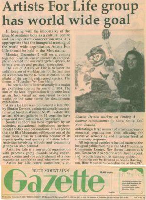 1991 - 11 Nov 27 - Blue Mountian Gazette 1240x900
