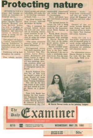 1991 - 5 May 29 - The Daily Examiner 1240x900