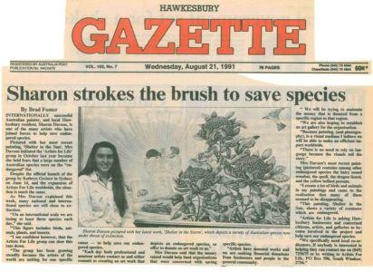 1991 - 8 Aug 21 - Hawkesbury Gazette 1240x900