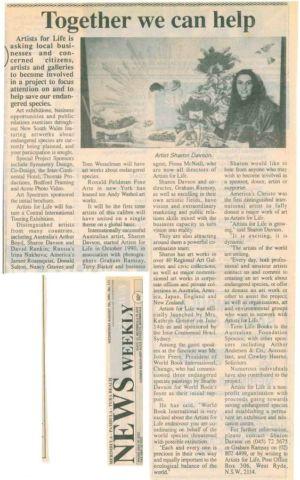 1991 - 8 Aug 7 - Merimbula Pambula Tura Beach News 1240x900