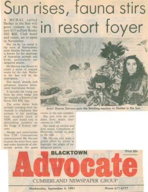 1991 - 9 Sep 4 - Blacktown Advocate 1240x900