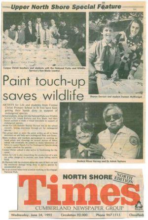 1992 - 6 June 24 - Northshore Times 1240x900