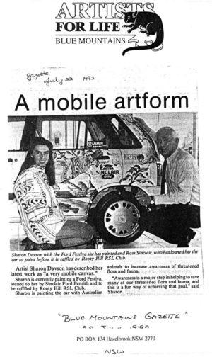 1992 - 7 July 22 - The Blue Mountian Gazette 1240x900