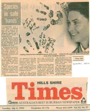 1993 - 7 July 6 - Hills Shire Times 1240x900