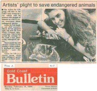 1994 - 2 Feb 14 - Gold Coast Bulletin 1240x900