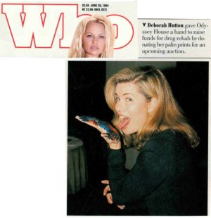 1994 - 6 June 20 - Who Weekly 1240x900