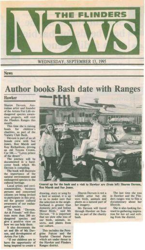 1995 - 9 Sep 13 - The Flinders News 1240x900
