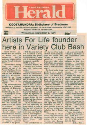 1995 - 9 Sep 6 - Cootamundra Herald 1240x900