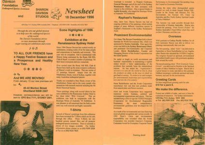 1996 - 12 Dec 18 - Sharon Davson Studios Newsheet Together 1240x900