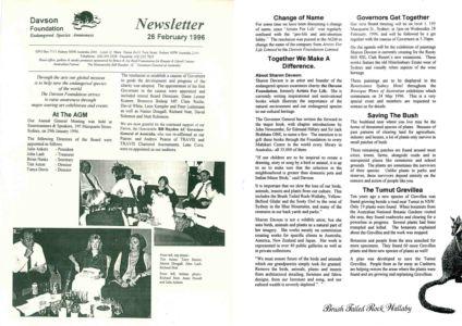 1996 2 Feb 26 Davson Foundation Newsletter Together 1240x900