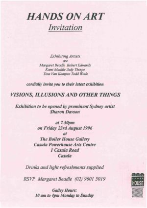 1996 8 Aug 23 Hands On Art Invitation 1240x900