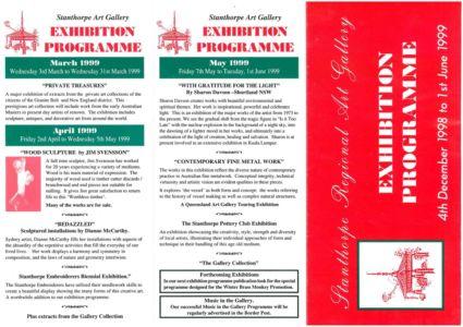 1998 - 12 Dec 4 - 1999 6jun 1 - Stanthorpe Regional Art Gallery 1240x900