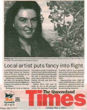 2001 - 5 May 1 - The Queensland Times 1240x900
