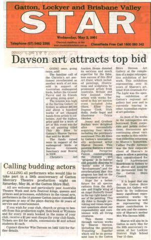 2001 - 5 May 2 - Gatton Lockyer And Brisbane Valley Star 1240x900