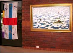 2008 In Exhibition At Stanthorpe Regional Art Gallery, QLD.