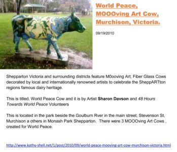 2010 Sep 19 Web World Peace Cow 1240x900