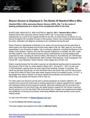 2011 - April 21 - Stanford Whos Who Net 1240x900