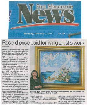 2011 10 Oct 3 Port Macquarie News Nsw  1240x900