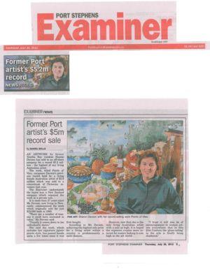 2012 - 7 Jul 26 - Port Stephens Examiner 1240x900