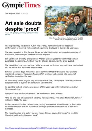 2012 - Aug 2 - Gympie Times - From Net-1 1240x900