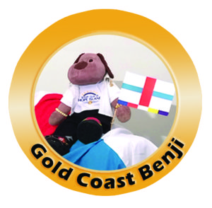 2014 Gold Coast Benji unconditional love