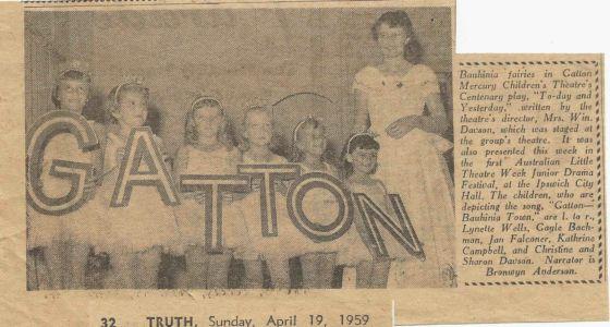 1959 - 4 Apr 19 Gatton Star