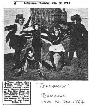 1964 - 12 December 10  Telegraph Brisbane Qld 1240x900