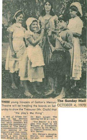 1970 October 4 - Sunday Mail Brisbane Qld 1240x900