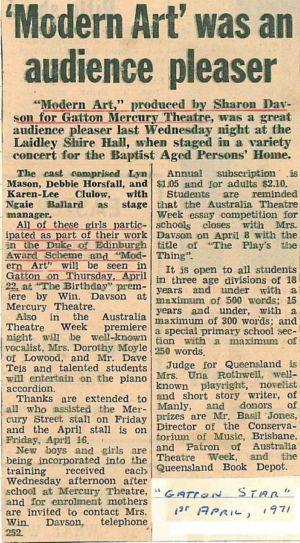 1971 April 1 - Gatton Star Qld 1240x900