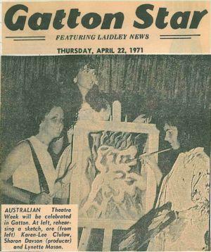 1971 April 22 - Gatton Star Qld 1240x900