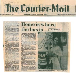 1983 - 1 January 4 The Courier Mail Brisbane Qld 1240x900