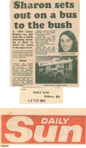 1983 - 2 February 14  Daily Sun Brisbane Qld 1240x900-1
