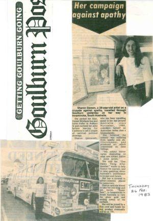 1983 - 2 February 24 Goulburn Post Goulburn Nsw 1240x900