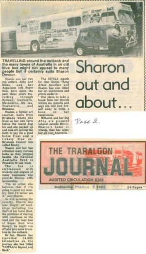 1983 - 3 March 9 The Traralgon Journal Traralgon Vic 1240x900