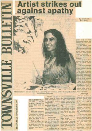 1984 - 11   Nov  24 - Townsville Bulletin 1240x900